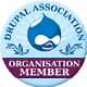 Drupal Association logo